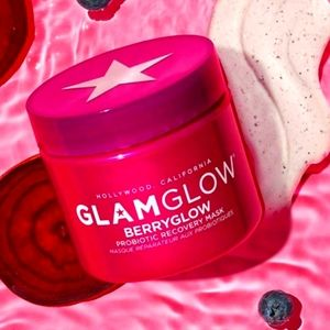 🍓Glam Glow BerryGlow Face Mask